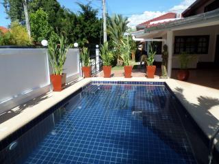 Ban amphur/ban amphoe 4 bed near beach with pool