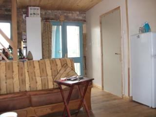 main door/lounge  with door also to shower room/wheelcdhair accessible