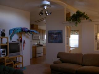 Snow Birds! River house close to golfing!, Mohave Valley