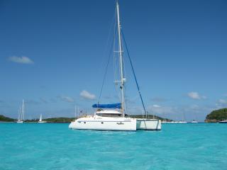 Yacht Ngoma, St. George's
