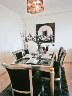 Quality dining area