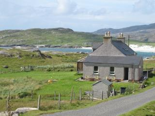 Glorig Croft House, Île de Harris