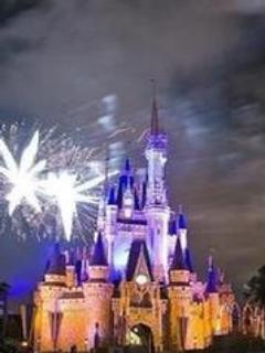 Disney FIREWORKS VIEW Building!