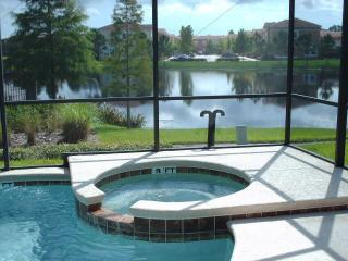 Lakeview, Near Clubhouse, 4 King En-Suites, Pool/Spa, Disney!