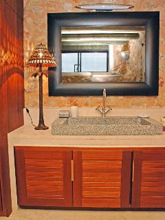 ground floor bathroom with shower and jacuzzi