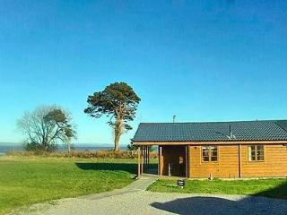 Curlew Lodge, Carse Bay Holiday Chalets, New Abbey