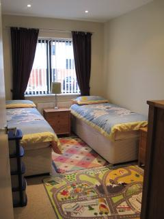Bedroom 2 - best configuration for families with children
