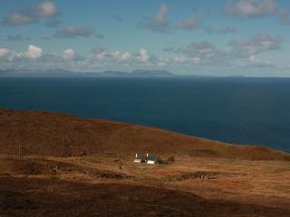 Look over the sea to Skye