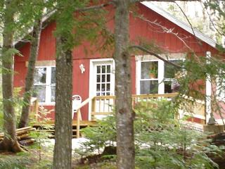 Rental Cottage on Pleasant Pond in Island Falls,ME