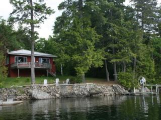 Waterfront Rental on Pleasant Pond, Island Falls
