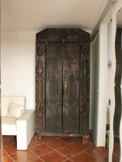 Casa Verde - old wardrobe