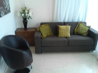 Sofa bed/seating area