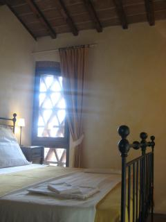 GINESTRA's double bedroom