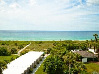 Direct Ocean Front 3 Bedroom Penthouse, Sarasota