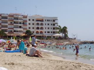 Santa Eulalia beach apartment