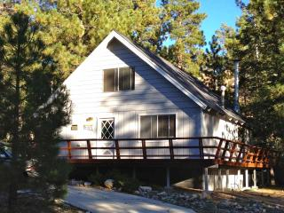 """Colusa Pines"" Vacation Cabin in Big Bear Lake, CA"