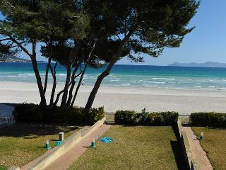 Beach apartment in Alcudia.cl, Port d'Alcudia