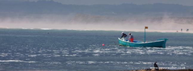 Fishermen Beadnell