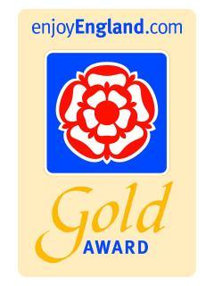 Gold Award Enjoy England