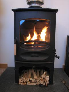 Multi fuel stove