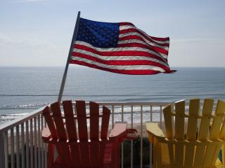 OCEANFRONT PENTHOUSE ON THE WATER END UNIT, Flagler Beach