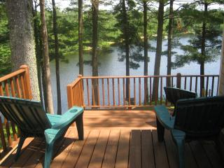 Charming Maine Lakefront Cottage 2 hrs from Boston, Waterboro