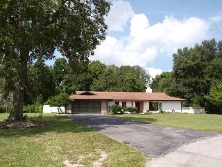 FLORIDA VACATION HOUSE NEAR OCEAN IN GATED AREA/PARK YOUR PLANE!, New Port Richey