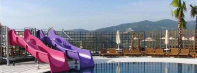 More pool slides