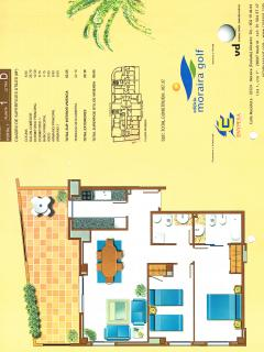 Apartment Lee layout 86 M2