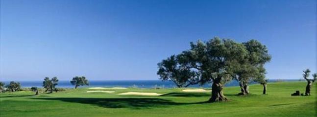 Great golf coarses nearby Cabanas de Tavira