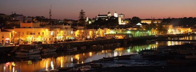 Night in Tavira