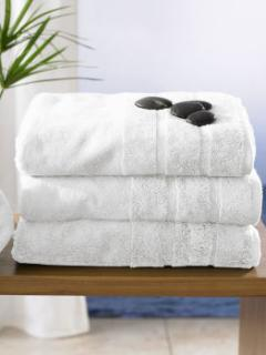 High quality bed and bath linen provided