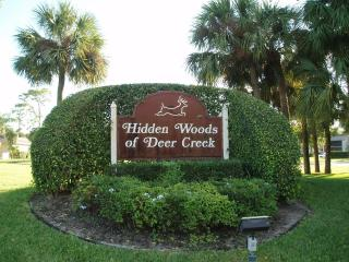 Deer Creek Hidden Woods Condo Rental, Deerfield Beach