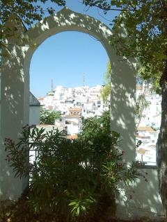 Comares, the local town, absolutely beautiful and a must visit.