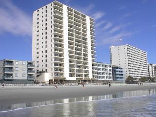 Spectacular Oceanfront Condo - Myrtle Beach!, Garden City Beach