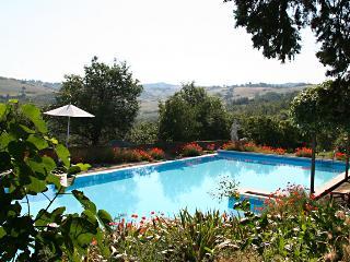 Ferienwohnung mit Pool auf wunderschönem Landgut, Pomarance