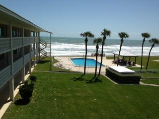 Ocean Front 2B/1B 2nd flr. Beach is your backyard, Satellite Beach