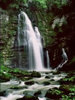 Waterfalls galore within walking distance