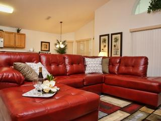 4BR Villa with Pool Minutes from Disney Theme Park, Davenport