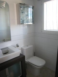 Bedroom 1 Ensuite shower room