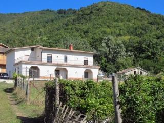 Villa Vistamontagna, Abruzzo