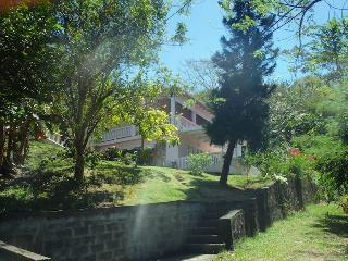 The Pink House (upstairs apartment)  Bequia