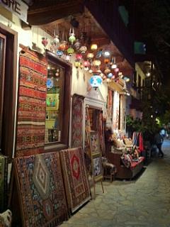 Shopping in Kalkan