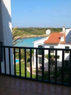 Terraza. Upper balcony.