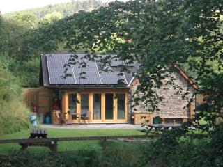 River Cabin, Builth Wells
