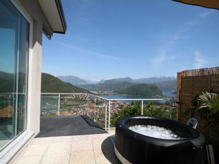Mirage holiday apartment, Lake Lugano., Cadegliano Viconago