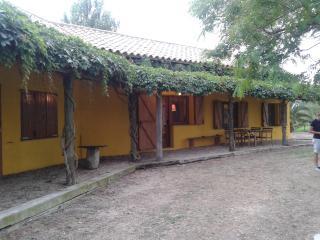 Dos casas de 6 y 4 plazas en el Delta del Ebro