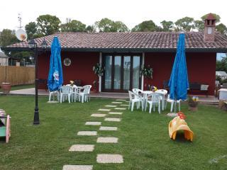 La casa di Isa, Sabaudia