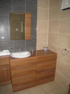 Bathroom - example may not be of actual lodge