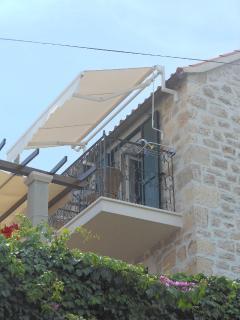 Street view terrace